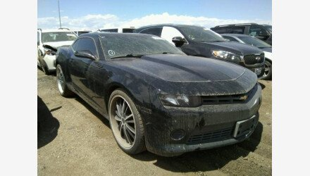 2014 Chevrolet Camaro LS Coupe for sale 101363687