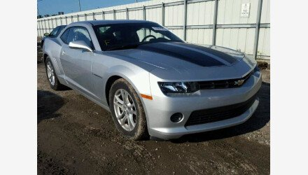 2014 Chevrolet Camaro LS Coupe for sale 101400544