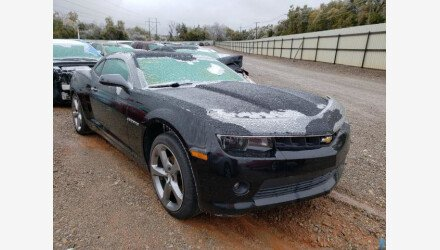 2014 Chevrolet Camaro LT Coupe for sale 101406831