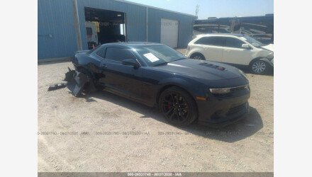 2014 Chevrolet Camaro SS Coupe for sale 101409344