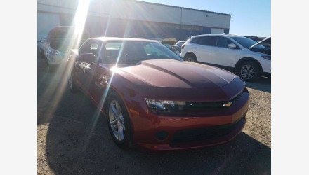2014 Chevrolet Camaro LS Coupe for sale 101409763