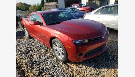 2014 Chevrolet Camaro LT Coupe for sale 101409835