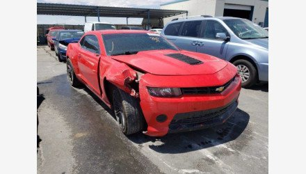 2014 Chevrolet Camaro LS Coupe for sale 101410465