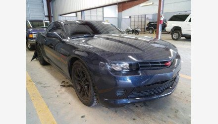 2014 Chevrolet Camaro LS Coupe for sale 101412423