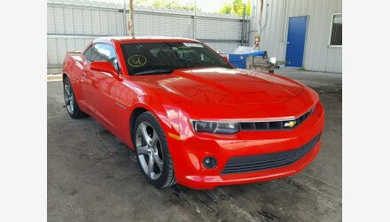 2014 Chevrolet Camaro LT Coupe for sale 101412956