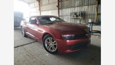 2014 Chevrolet Camaro LS Coupe for sale 101436081