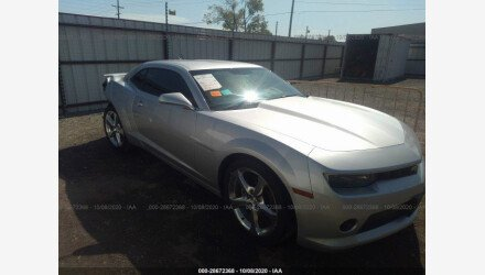 2014 Chevrolet Camaro LT Coupe for sale 101436383