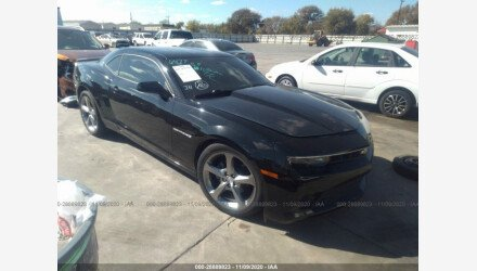 2014 Chevrolet Camaro LT Coupe for sale 101441384