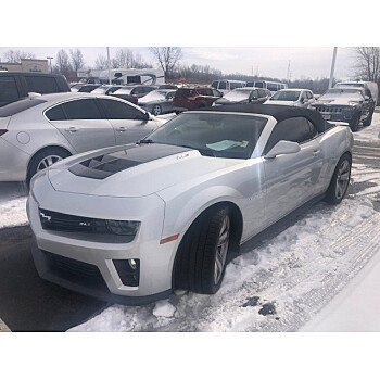 2014 Chevrolet Camaro for sale 101449462