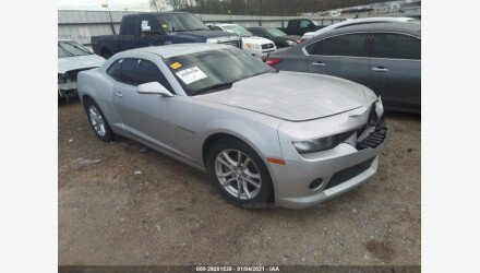 2014 Chevrolet Camaro LS Coupe for sale 101451352
