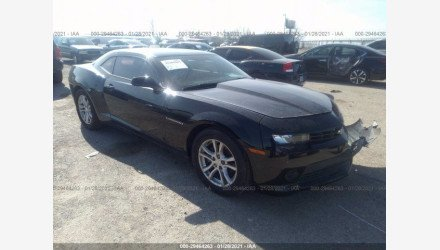 2014 Chevrolet Camaro LS Coupe for sale 101453165