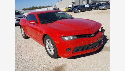 2014 Chevrolet Camaro LS Coupe for sale 101464475