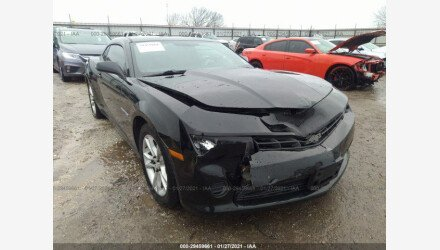 2014 Chevrolet Camaro LS Coupe for sale 101465169