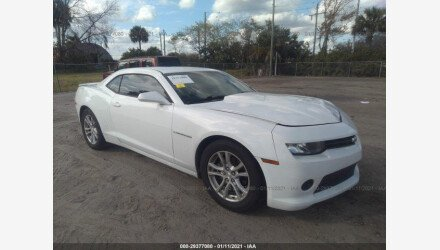 2014 Chevrolet Camaro LS Coupe for sale 101465181