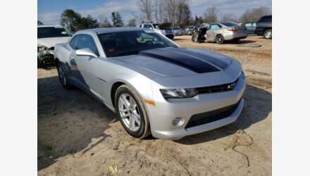 2014 Chevrolet Camaro LS Coupe for sale 101466610
