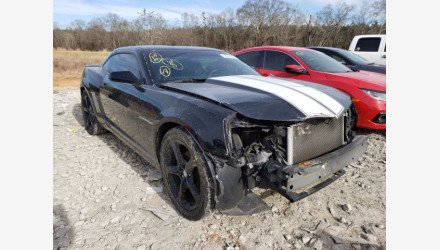 2014 Chevrolet Camaro LT Coupe for sale 101468103