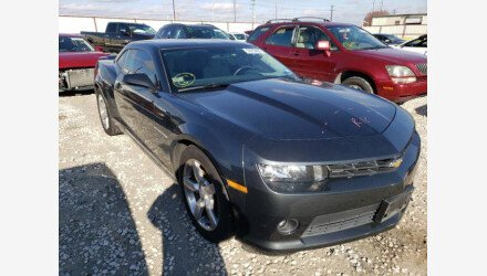2014 Chevrolet Camaro LT Coupe for sale 101468110