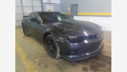 2014 Chevrolet Camaro LS Coupe for sale 101478798