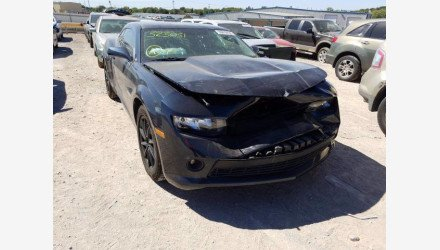 2014 Chevrolet Camaro LT Coupe for sale 101489775
