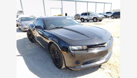 2014 Chevrolet Camaro LS Coupe for sale 101490922