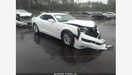 2014 Chevrolet Camaro LT Coupe for sale 101493562