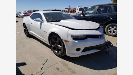 2014 Chevrolet Camaro LT Coupe for sale 101494964