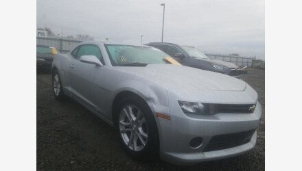 2014 Chevrolet Camaro LS Coupe for sale 101500469
