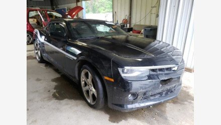 2014 Chevrolet Camaro LT Coupe for sale 101503123