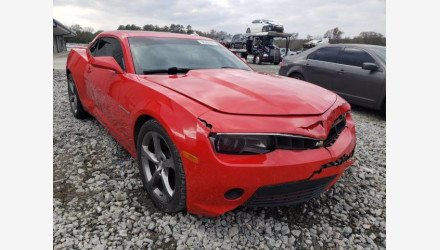2014 Chevrolet Camaro LT Coupe for sale 101503274