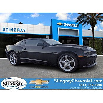 2014 Chevrolet Camaro SS for sale 101575770