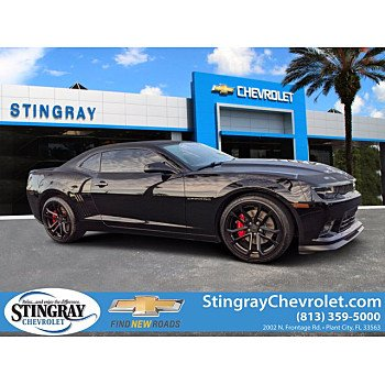 2014 Chevrolet Camaro SS for sale 101578251