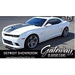 2014 Chevrolet Camaro for sale 101606260