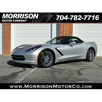 2014 Chevrolet Corvette Convertible for sale 100943249