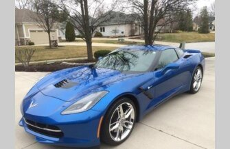 2014 Chevrolet Corvette Coupe for sale 100753450