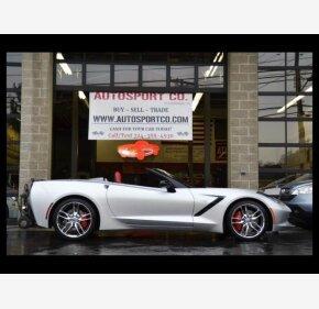 2014 Chevrolet Corvette Convertible for sale 101113101