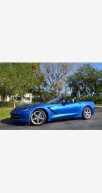 2014 Chevrolet Corvette Convertible for sale 101127560