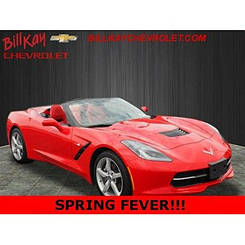 2014 Chevrolet Corvette Convertible for sale 101128477
