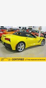 2014 Chevrolet Corvette Convertible for sale 101180410
