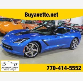 2014 Chevrolet Corvette Coupe for sale 101181170