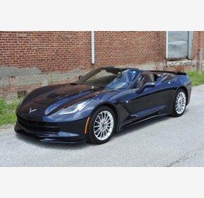 2014 Chevrolet Corvette Convertible for sale 101187081