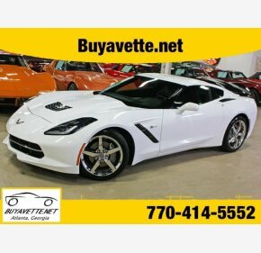 2014 Chevrolet Corvette Coupe for sale 101190056