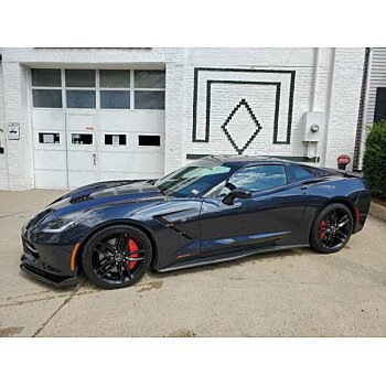 2014 Chevrolet Corvette Coupe for sale 101201841