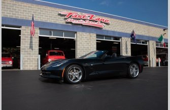 2014 Chevrolet Corvette Convertible for sale 101204515