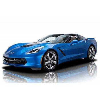 2014 Chevrolet Corvette Coupe for sale 101210095