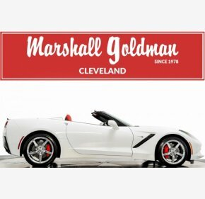 2014 Chevrolet Corvette Convertible for sale 101212151