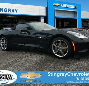 2014 Chevrolet Corvette Convertible for sale 101216752