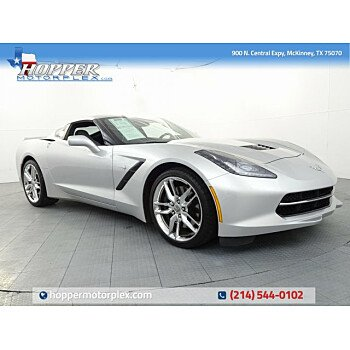 2014 Chevrolet Corvette Coupe for sale 101229202