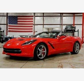 2014 Chevrolet Corvette Convertible for sale 101241334