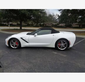 2014 Chevrolet Corvette Convertible for sale 101259470