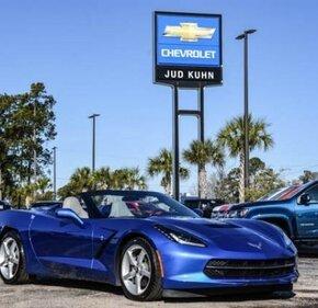 2014 Chevrolet Corvette Convertible for sale 101269924